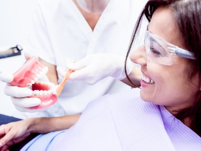 Dentální hygienistka - částečný úvazek