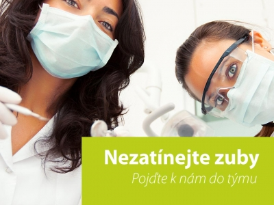 DentalCare Clinic přijme stomatoložku do svého týmu