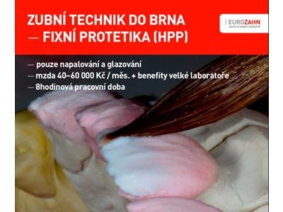Zubní technik - fixní protetika (HPP)