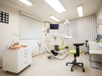 stomatologická klinika na Praze 2 - Karlovo náměstí.
