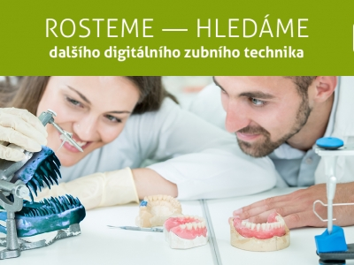 Digitální zubní technik
